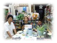 8月25日(土)、燕市の商店街イベント「200mいちび」